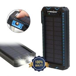 Power bank & Solar Charger