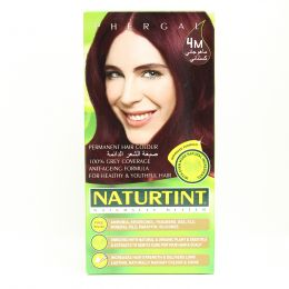 Naturtint Permanent Hair Color 4M Mahogany Chestnut, 150ml