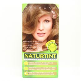 Naturtint Permanent Hair Color 7N Hazelnut Blonde, 150ml