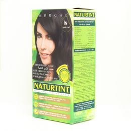 Naturtint Permanent Hair Color - 1N Ebony Black, 150ml