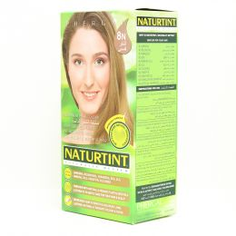 Naturtint Permanent Hair Color 8N Wheat Germ Blonde, 150ml