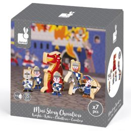 Mini Story Knights Game