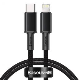 Baseus Fast Type-C To iPhone Charger PD 20W, 1m