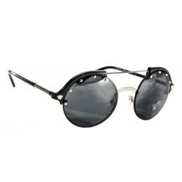 Versace 4337 Sunglasses, Black