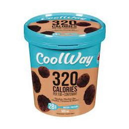 Coolway chocolate chip  Ice cream 500ML