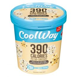 Coolway Chocolate Chip Cookie Dough Ice Cream