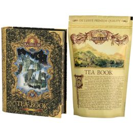 Tea Book Volume IV (Black)