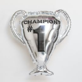 Champion Trophy Super shape Balloon