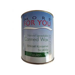 More For You Herbal Canned Wax - Azulen
