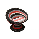 Calypso Chair Red Multi-Colour