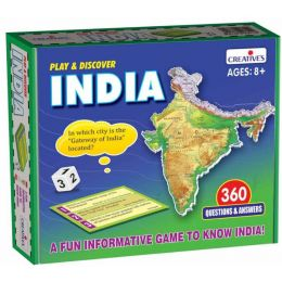 Play and Discover India (CE00203)