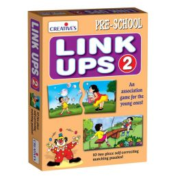 Link Ups 2 (10 two piece Puzzles) (CE00754)