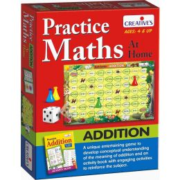 Practice Maths at Home-Addition (CE01069)