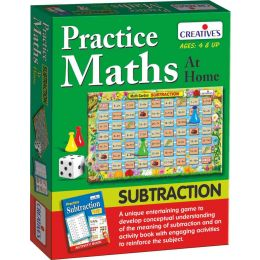 Practice Maths at Home-Subtraction (CE01070)