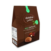 Dateline Chocolate Dates, Milk Choco  1pcs (400 gm)