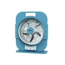 Clikon 12 inches Rechargeable Fan