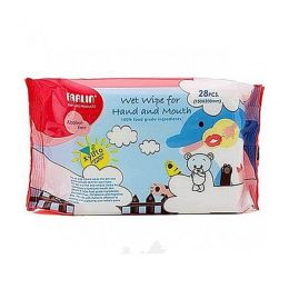 Wet Wipes For Hand & Mouth