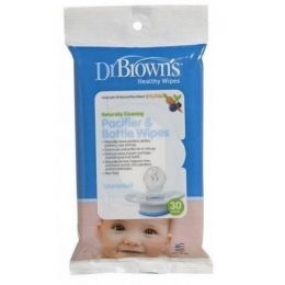 Dr. brown's Pacifier & Bottle Wipes, 40-Pack