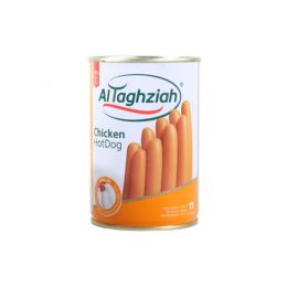 Hot Dogs Chicken Canned, 210G