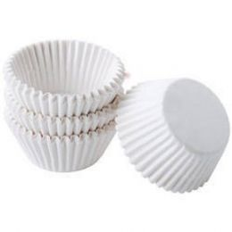 Paper Cake White Cup