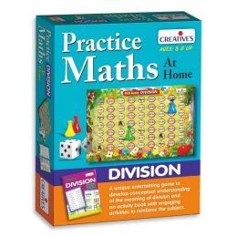 Practice Maths at Home-Division (CE01072)