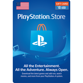 PSN USA Store 10$