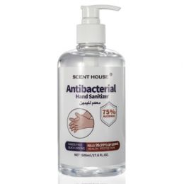 Scent House Antibacterial Hand Sanitizer, 500 ml