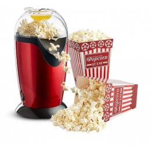 Oil Free Hot Air Popcorn Maker Machine