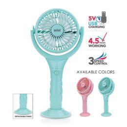 Sanford SF936HFN Rechargeable Hand Fan
