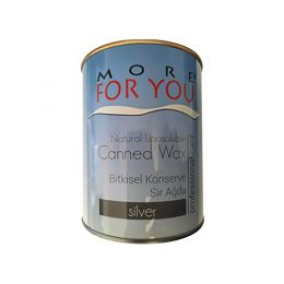 More For You Canned Wax - Silver