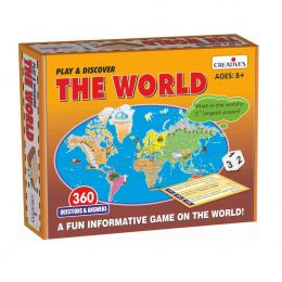 Play and Discover The World (CE00204)