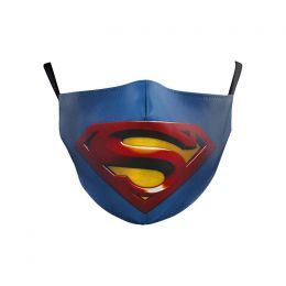 Washable Cloth Face Mask  - SUPERMAN