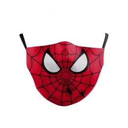 Washable Cloth Face Mask  - Spiderman Face
