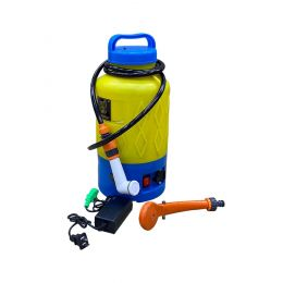 Camping Water Container with Shower And Spray