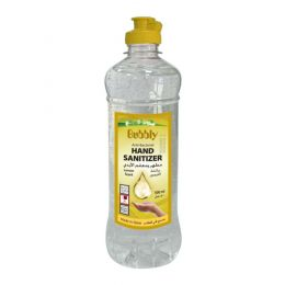 Hand Sanitizer Lemon Gel Cylinder
