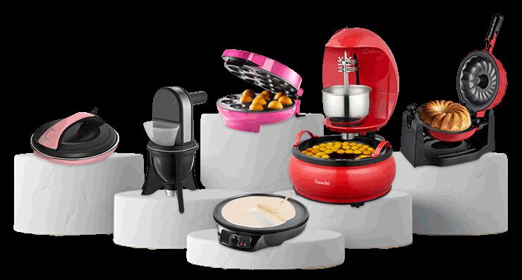 5 Best Home Kitchen Appliances to Make Life Easy - Purplebox Qatar